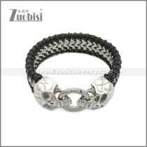 Stainless Steel Bracelet b010089SH
