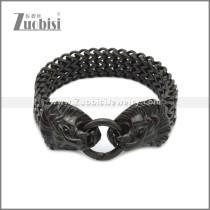 Stainless Steel Bracelet b010088H