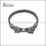 Stainless Steel Bracelet b010097A