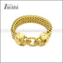 Stainless Steel Bracelet b010093G