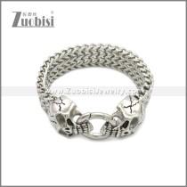 Stainless Steel Bracelet b010093S