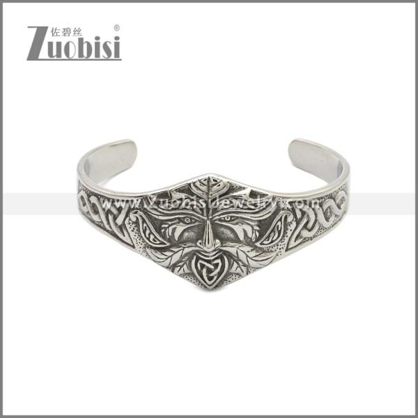 Stainless Steel Bracelet b010097SA