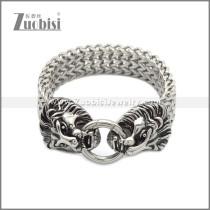 Stainless Steel Bracelet b010088S