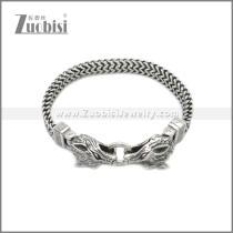 Stainless Steel Bracelet b010097S