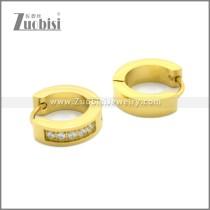 Stainless Steel Earring e002209G