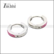 Stainless Steel Earring e002214S1
