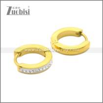 Stainless Steel Earring e002210G