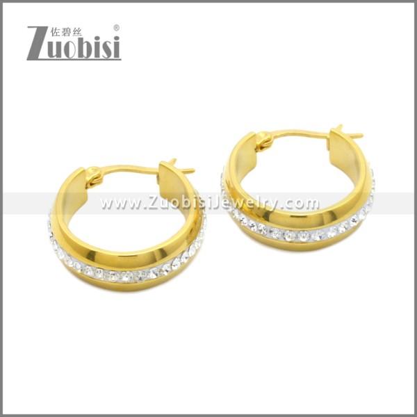 Stainless Steel Earring e002212G