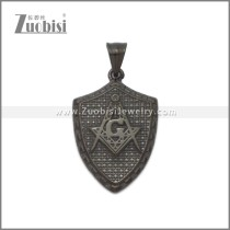 Stainless Steel Pendant p011036H
