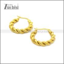Stainless Steel Earring e002213G