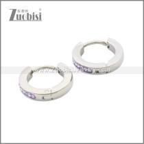 Stainless Steel Earring e002214S5