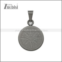 Stainless Steel Pendant p011029H