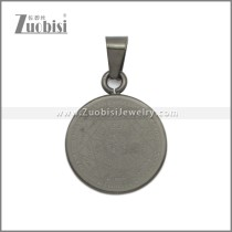Stainless Steel Pendant p011030H