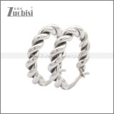 Stainless Steel Earring e002213S