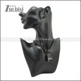 Stainless Steel Pendant p011043H