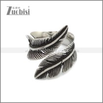 Stainless Steel Ring r008805SA
