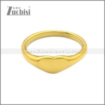 Stainless Steel Ring r008829G