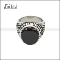 Stainless Steel Ring r008803SA3