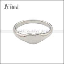 Stainless Steel Ring r008829S