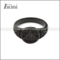Stainless Steel Ring r008807H