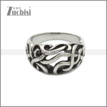 Stainless Steel Ring r008822SA