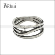 Stainless Steel Ring r008841SA