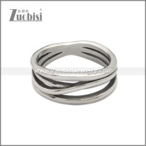 Stainless Steel Ring r008847SA