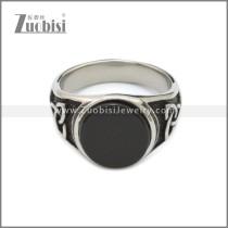 Stainless Steel Ring r008810SH1