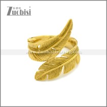 Stainless Steel Ring r008805G