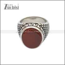 Stainless Steel Ring r008803SA1