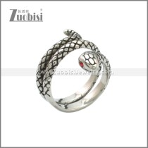 Stainless Steel Ring r008828SA2