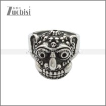 Stainless Steel Ring r008818SA