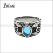 Stainless Steel Ring r008819SA