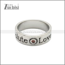 Stainless Steel Ring r008825SA