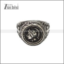 Stainless Steel Ring r008820SA