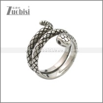 Stainless Steel Ring r008828SA1