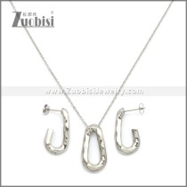 Stainless Steel Jewelry Sets s002965S