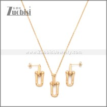 Stainless Steel Jewelry Sets s002967R