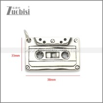 Stainless Steel Pendant p011080S