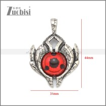 Stainless Steel Pendant p011055S5