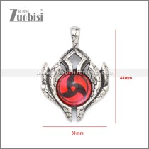 Stainless Steel Pendant p011055S3