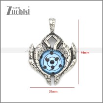 Stainless Steel Pendant p011055S2