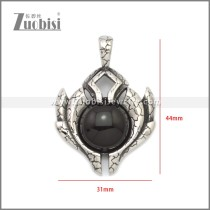 Stainless Steel Pendant p011055S8