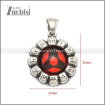 Stainless Steel Pendant p011054S9
