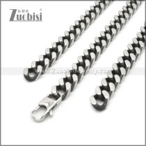 Stainless Steel Jewelry Sets s002972SW10