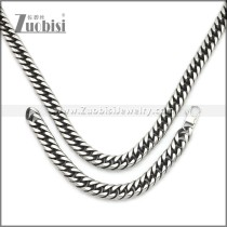 Stainless Steel Jewelry Sets s002974SW9