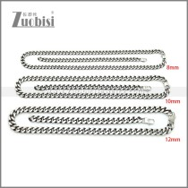 Stainless Steel Jewelry Sets s002972SW12