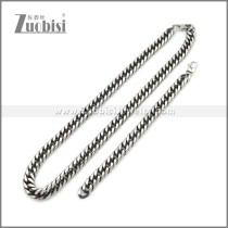 Stainless Steel Jewelry Sets s002974SW11