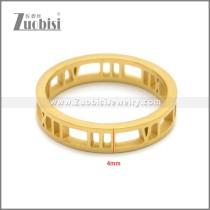 Stainless Steel Rings r008851G