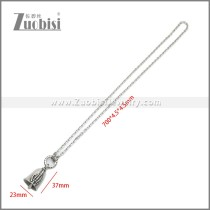 Stainless Steel Necklaces n003224S